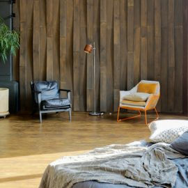 Recycled Timber Wall Panels